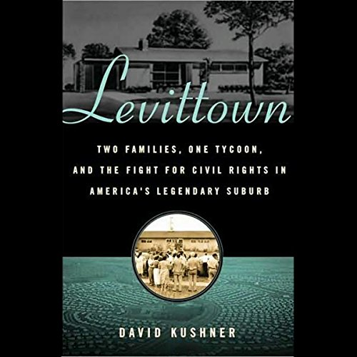 Levittown audiobook cover art