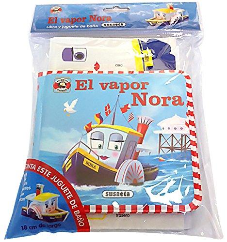 El vapor Nora (Puerto Bañera)