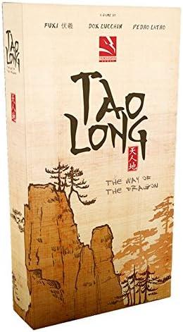 Tao Long Game Max 79% OFF Board Games Super intense SALE