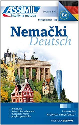 ASSiMiL Nemački - Deutschkurs in serbischer Sprache - Lehrbuch: für Anfänger und Wiedereinsteiger Niveau A1-B2 (Deutsch als Fremdsprache)