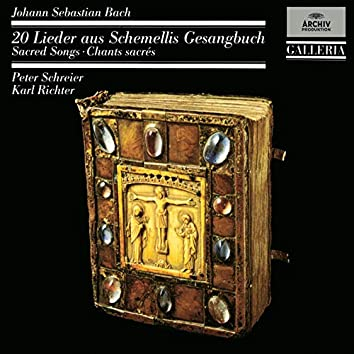 20 Sacred Songs From Schemelli's Songbook