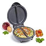 Best Omelette Makers - VonShef Omelette Maker - 750W Dual Chamber Cooker Review