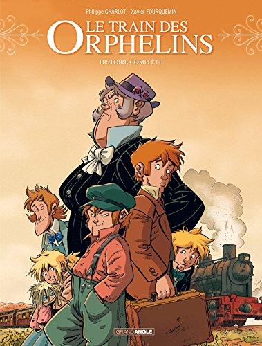 Le train des orphelins - intégrale volumes 1 et 2