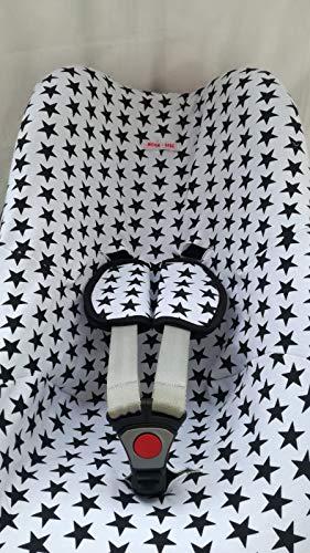 Funda para Bebé Confort Maxi-cosi Pebble (BLANCO)