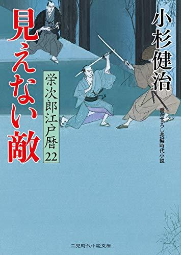 見えない敵 栄次郎江戸暦22 (二見時代小説文庫)