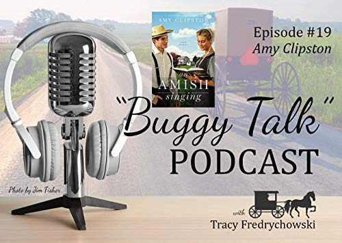 Episode 19 Amy Clipston Buggy Talk Podcasts On Audible Audible Com
