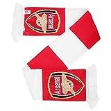 Fußball-Schal Arsenal FC, Rot/Weiß, Einheitsgröße
