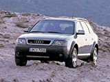 2-HO02C5 Audi Allroad Quattro 80cm x 60cm,32inch x 24inch