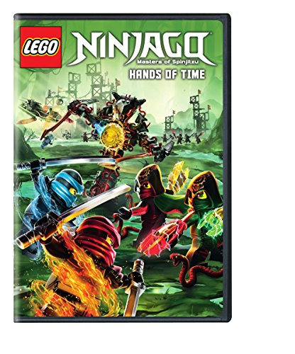 LEGO NINJAGO: Masters of Spinjitzu: Season 7 (DVD)