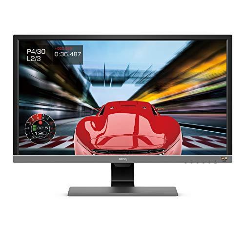 BenQ EL2870UE LED-Monitor, grau, UltraHD, HDR, AMD Free Sync