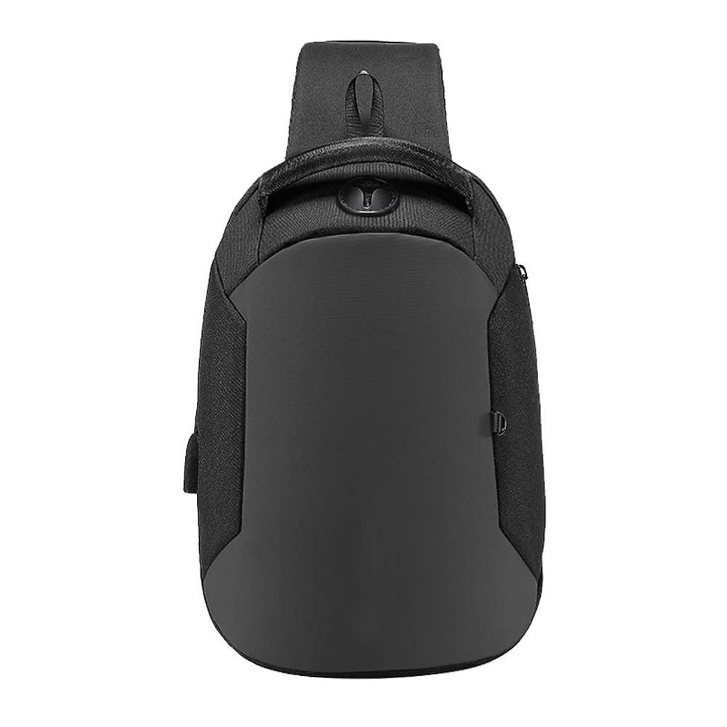 NY-close Laptop Bag 16 Inch, Shoulder Messenger Bag Waterproof Computer Bag Shoulder Bag with USB Charging Interface, Tablet Business Handbags for Men and Women Computer Bag (Color : Black-B)