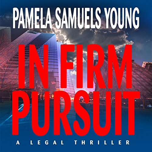 In Firm Pursuit audiobook cover art