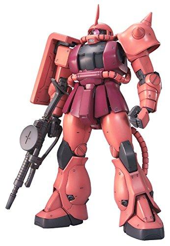ガンプラ MG 1/100 MS-06S シャア・アズナブル専用 ザクII Ver.2.0 (機動戦士ガンダム)