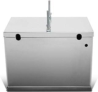 "DNA MOTORING Metallic LEPOW-010 Aluminum Battery Box Relocation Kit 13.5"" W x 9.5"" D x 10"" H"
