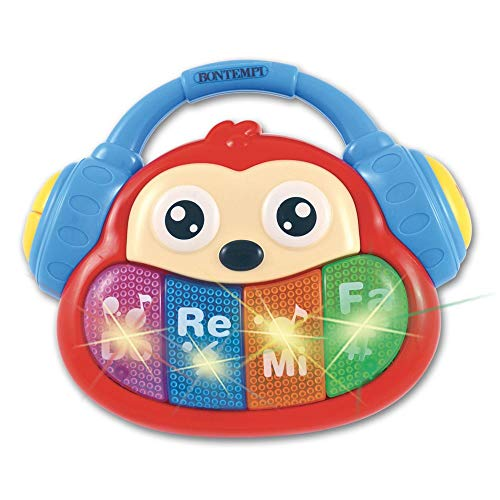 Buy Discount Bontempi Baby Musical Jungle Monkey Light and Music Toy