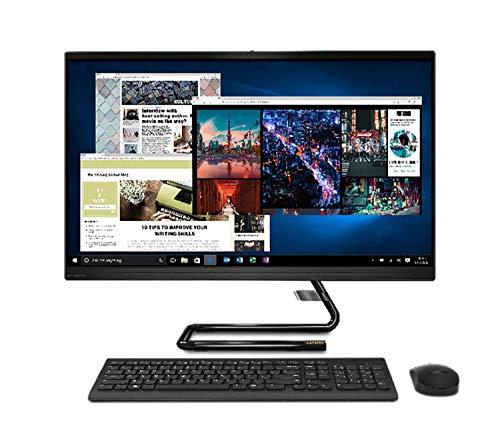 Lenovo IdeaCentre AIO 3 - Ordenador de Sobremesa 2-en-1 (Pantalla de 27' FHD,Intel Core i5-10400T,512GB SSD,RAM 16 GB,Sin Sistema Operativo) Ratón y Teclado QWERTY Español Inalámbricos - Negro