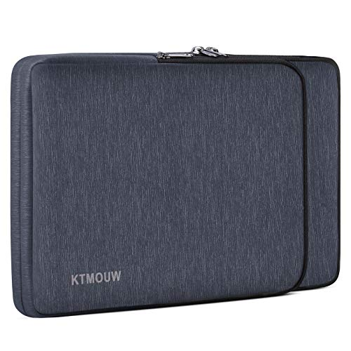 KTMOUW Funda Portatil 13,3-14 Pulgada Impermeable Funda Ordenador Notebook Tableta Maletin de Bolsa para MacBook Pro/ ASUS/HP/DELL/Lenovo/Acer