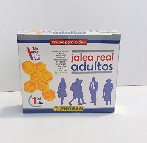 Jalea Real Adultos 15 viales de Pinisan