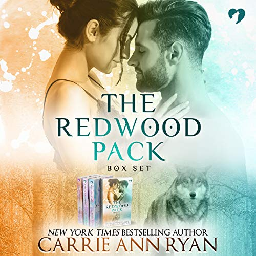 Redwood Pack Box Set 1 (Books 1-3) Audiobook By Carrie Ann Ryan cover art