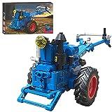 SESAY Technik Traktor bausteine bausatz, 248 Teile Technik Traktor Modell, Kompatibel mit Lego...