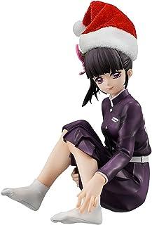 Figura de cazador de demonios Tanjiro Nezuko Zenitsu Inosuke Kanao Figura de acción Anime Doll Colección Gk Estatua Modelo de juguete PVC (Kanao)