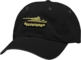 Custom Richardson Running Cap WWII Army Military Tank Embroidery Unit Polyester