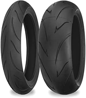 Shinko 011 Verge Radial Front 120/70ZR18 Motorcycle Tire