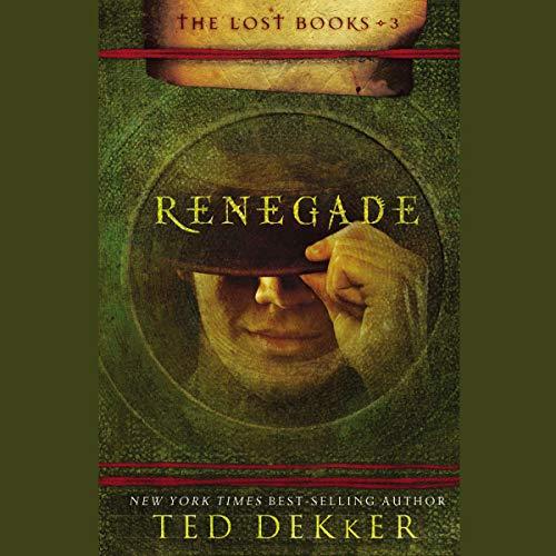 Renegade audiobook cover art