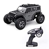 Rc Cars Off Road 4wd - Roterdon Rc Truck 1/14 Remote Control Car Cross-Country Monster Crawler Kids 35KM/H High Speed 2.4GHz Racing Vehicle Radio Control Toys for Boys & Adults