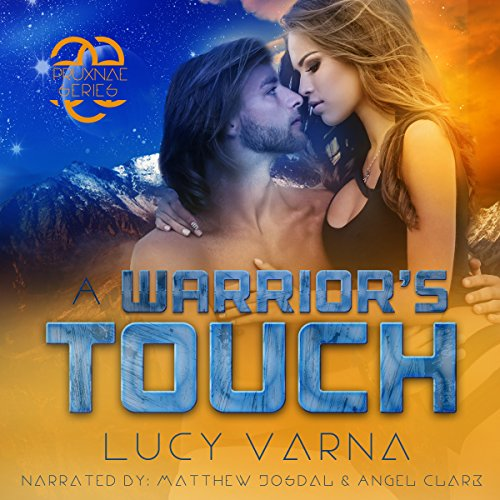 A Warrior's Touch audiobook cover art