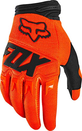 Fox Dirtpaw Glove - Race Flo Orange
