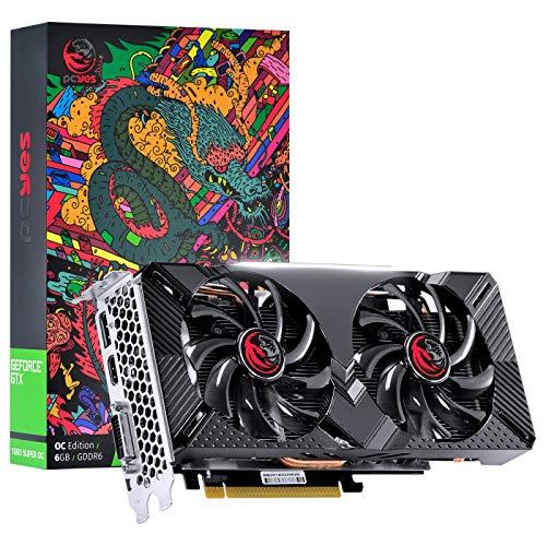 Placa de Vídeo NVIDIA GeForce GTX 1660