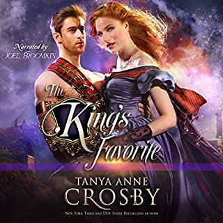 The King's Favorite audiobook cover art