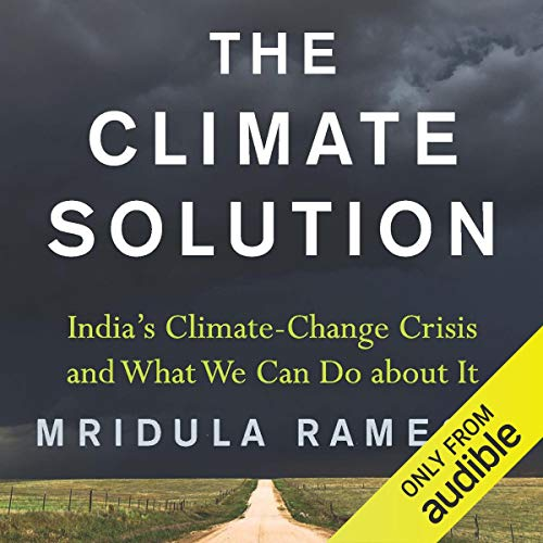 The Climate Solution cover art