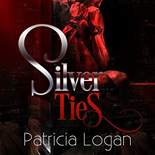 Silver Ties audiobook cover art
