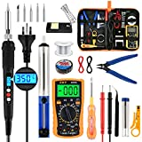Best Soldering Irons - Soldering Iron Kit 22PCS, Welding Tools 60W 240V Review