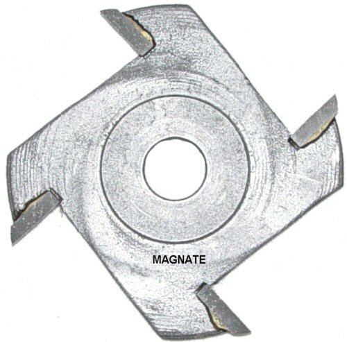 Magnate 4208 Slotting Cutter Router Bit - 5/16