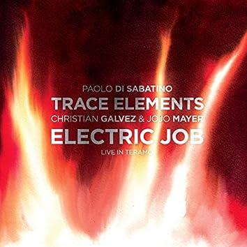Electric Job (feat. Paolo Di Sabatino, Christian Galvez, Jojo Mayer) [Live in Teramo]