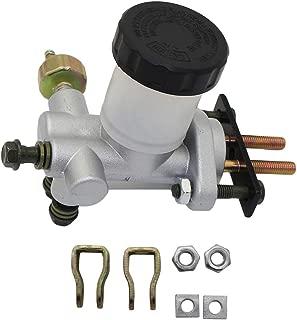 CNCMOTOK New Hydraulic Brake Master Cylinder for 90cc 110cc 125cc 150cc 200cc 250cc Go Kart Buggy Sunl BMS Kandi Roketa Kazuma Kinroad ATV