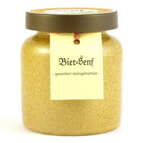 Senfmühle Kleinhettstedt Biersenf - 270 ml