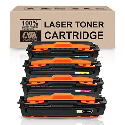 CMCMCM Kompatibel Toner für Samsung CLT-K504S CLT K504S P504C CLT-504S CLT-P504C Toner für Samsung Xpress C1860FW C1810W C1860FW CLP-415N CLP-415NW CLX 4195 FW CLX-4195N CLX-4195FN 4195FN CLX-4195FW