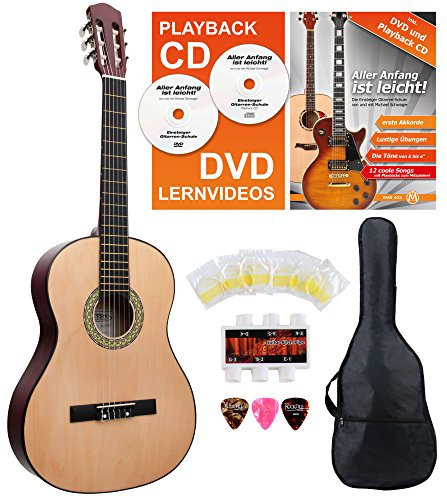 Classic Cantabile Acoustic Series AS-851 4/4 guitarra de...