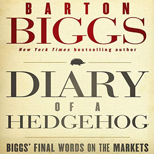 Diary of a Hedgehog cover art