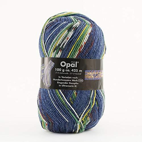 Opal Sockenwolle Hundertwasser 100g, 150