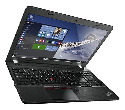 Lenovo E560 15.6-Inch Laptop (Intel Core i3 2.3 GHz, 4 GB RAM, 500 GB HDD, Windows 10)