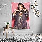 Joseph Jason Namakaeha Momoa Tapestry Wall Hanging Decor Blanket for Bedroom Living Room Dorm Tapestry 6040inch
