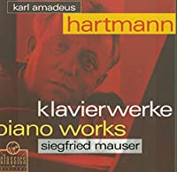 Hartman:Piano Works