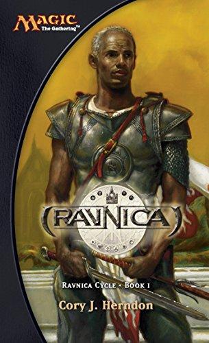 Ravnica (Ravnica Cycle Book 1) (English Edition)