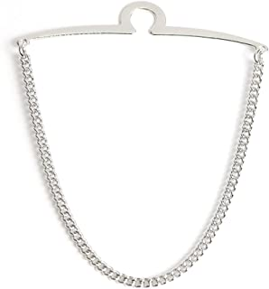 Best silver tie chain Reviews