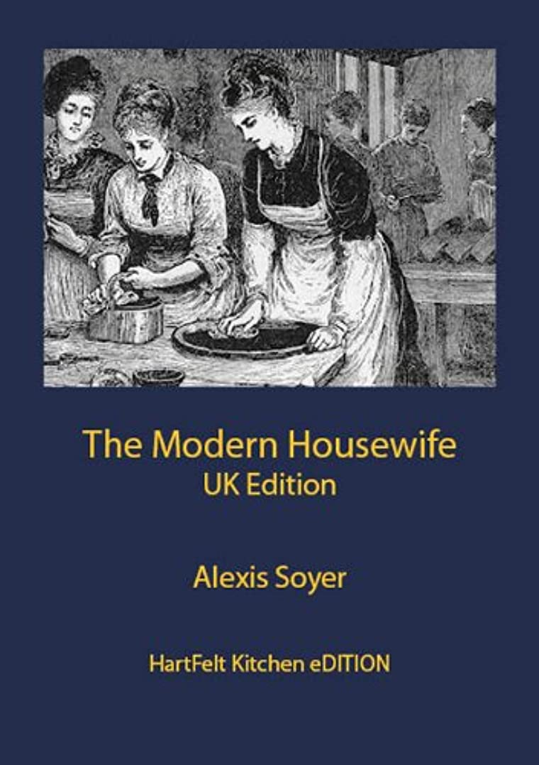 モナリザふくろう指令The Modern Housewife, or Menagere - UK Edition (English Edition)